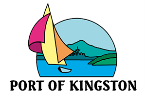 Port of Kingston Logo