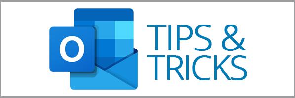 Outlook Tips & Tricks